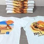 διαφημιστικά ρούχα με τύπωμα ψηφιακής εκτύπωσης